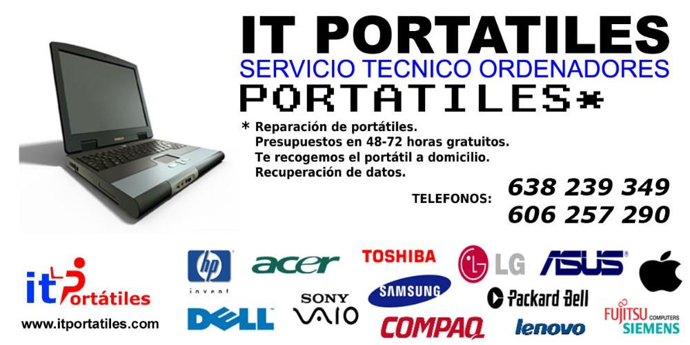 reparacion de portatiles valencia