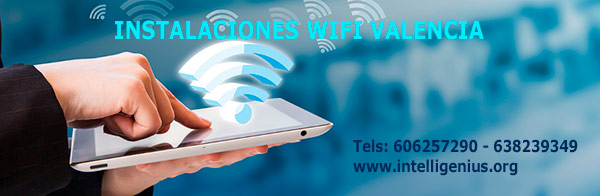 instalacion wifi valencia