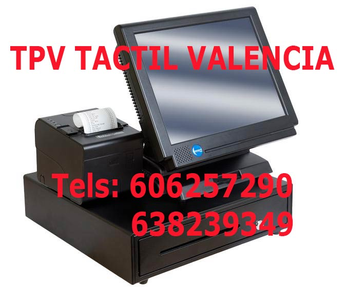 TPV tactil Valencia