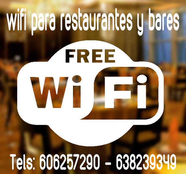 wifi para hosteleria valencia