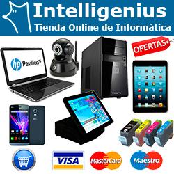 Intelligenius Informática - Tienda Online